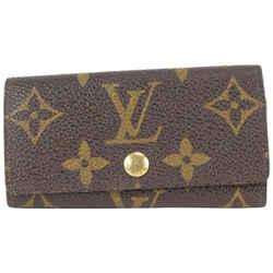 Louis Vuitton Monogram Multicles 4 Key Holder 219lvs714