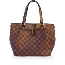 Louis Vuitton Damier Ebene Westminster Pm Bag