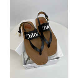 Chloe Sandals Size 39 (US 8) With Box
