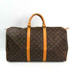 Louis Vuitton Monogram Keepall 50 M41426 Women's Boston Bag Monogram Bf512820