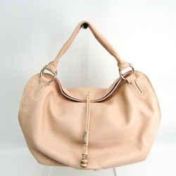 Celine Bittersweet Women's Leather Handbag Light Pink BF517159