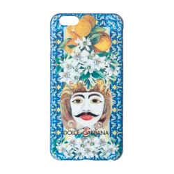 Dolce & Gabbana Floral Motif Iphone 6 Plus Case