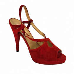 Valentino | Suede Slingback Sandals