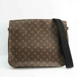 Louis Vuitton Monogram Macassar Drake 40636 Men's Shoulder Bag Monogram BF523109