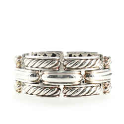 Linked Bracelet Sterling Silver