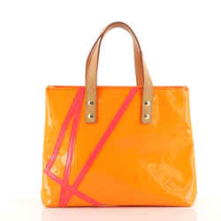 Limited Edition Robert Wilson Reade Tote Vernis PM
