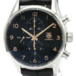 Polished TAG HEUER Carrera Calibre 1887 Chronograph Mens Watch CAR2014 BF512866