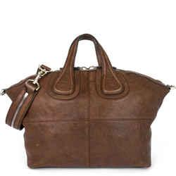 Nightingale Medium Leather Bag