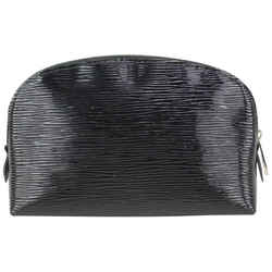 Louis Vuitton Black Epi Electric Cosmetic Pouch 190lv83