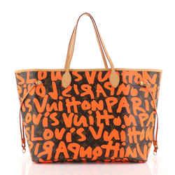 Louis Vuitton x Stephen Sprouse | Graffiti Neverfull GM