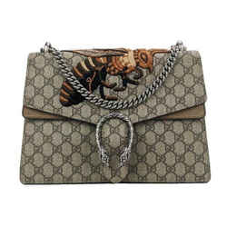 Gucci Supreme Bee Dionysus Shoulder Bag