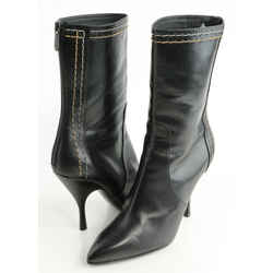 Bottega Veneta Natural Chain Detail Boots