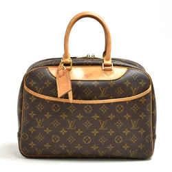 Vintage Louis Vuitton Deauville Monogram Canvas Handbag LU230