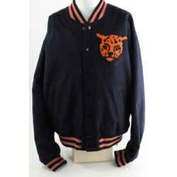 Gucci Cashmere Tiger Bomber Jacket