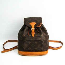 Louis Vuitton Monogram Mini Montsouris M51137 Women's Backpack Monogr FVGZ000229