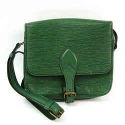 Louis Vuitton Epi Cartociere M52244 Unisex Shoulder Bag Borneo Green BF521881