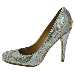 Badgley Mischka | Sequins Pumps
