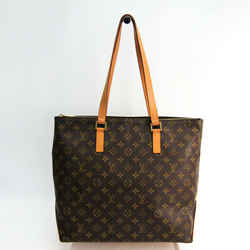 Louis Vuitton Monogram Cabas Mezzo M51151 Women's Tote Bag Monogram BF341447