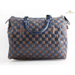 Louis Vuitton Damier Sequins Paillettes Speedy 30 Bag