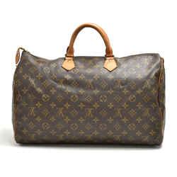 Vintage Louis Vuitton Speedy 40 Monogram Canvas Handbag-1980s