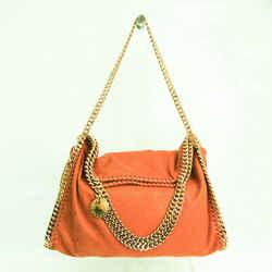 Stella McCartney 234387 W9355 Women's Polyester Handbag,Tote Bag Brown BF524018