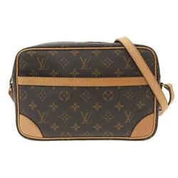 Auth Louis Vuitton Monogram Trocadero Shoulder Bag M51274 Leather
