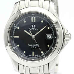 Polished OMEGA Seamaster 120M Stainless Steel Quartz Mens Watch 2511.50 BF515729