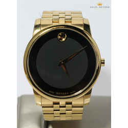 Movado 40mm Museum Classic Watch  07.1.36.1262