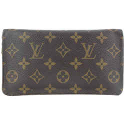 Louis Vuitton  Monogram Long Zippy Wallet 269lvs216