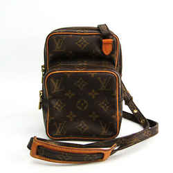 Louis Vuitton Monogram Minia Amazon M45238 Women's Shoulder Bag Monogra BF516088
