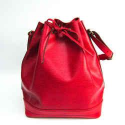 Louis Vuitton Epi Noe M44007 Women's Shoulder Bag Castilian Red Bf509714