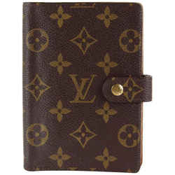 Louis Vuitton Monogram Small Ring Agenda PM Diary Cover 12LVS1215