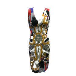 Etro Multicolor Knit Dress