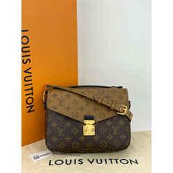 Louis Vuitton POCHETTE METIS Monogram Reverse Canvas Messenger Bag M44876 A632