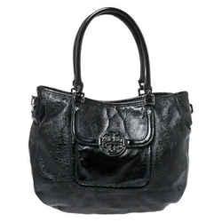 Tory Burch Black Leather Hobo