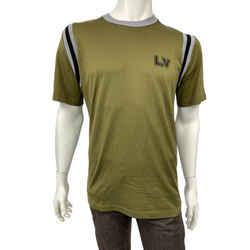 Varsity Printed Aloha T-Shirt