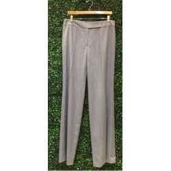 Escada Size 40/10 Grey Pants