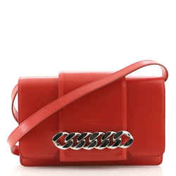 Infinity Flap Bag Leather Small