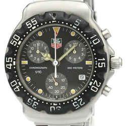 TAG HEUER 2000 Formula 1 Chronograph Steel Quartz Mens Watch CA1211 BF516535