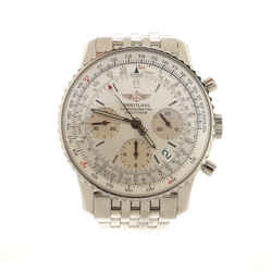 Navitimer Chronograph Automatic Watch Stainless Steel 42