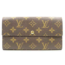 Louis Vuitton Sarah Vintage Monogram Long Flap Wallet