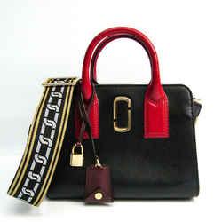 Marc Jacobs Little Big Shot Bag M0013267 Women's Elastane,Coated Canvas BF518883