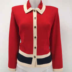 St John Buttons Down Jacket size 8