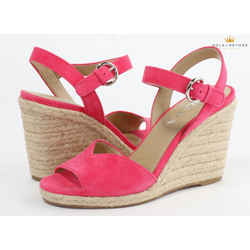 Prada Suede Wedge Size 36.5