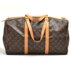 Vintage Louis Vuitton Sac Souple 45 Monogram Canvas Duffle Travel Bag Lt662