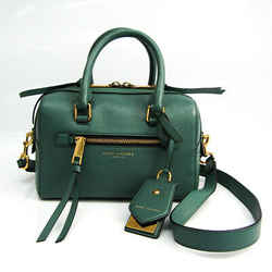 Marc Jacobs Recruit Small Bauletto M0009632 Women's Leather Handbag,Sho BF518849