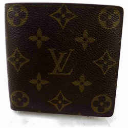 Louis Vuitton Monogram Multiple Wallet Marco Florin Slender Bifold 858342