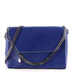 Falabella Box Flap Bag Faux Leather Small