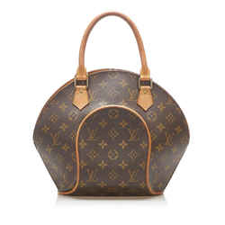 Brown Louis Vuitton Monogram Ellipse PM Bag