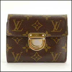 Rdc11337 Authentic Louis Vuitton Lv Monogram Roala Compact Wallet